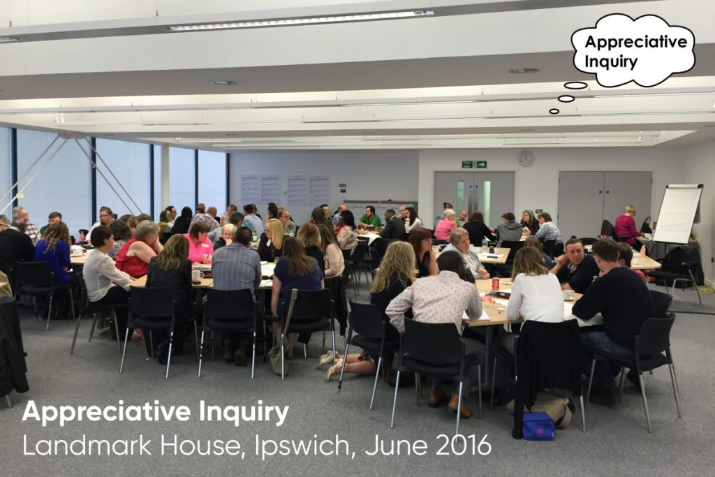 Appreciative Inquiry (July 2016)