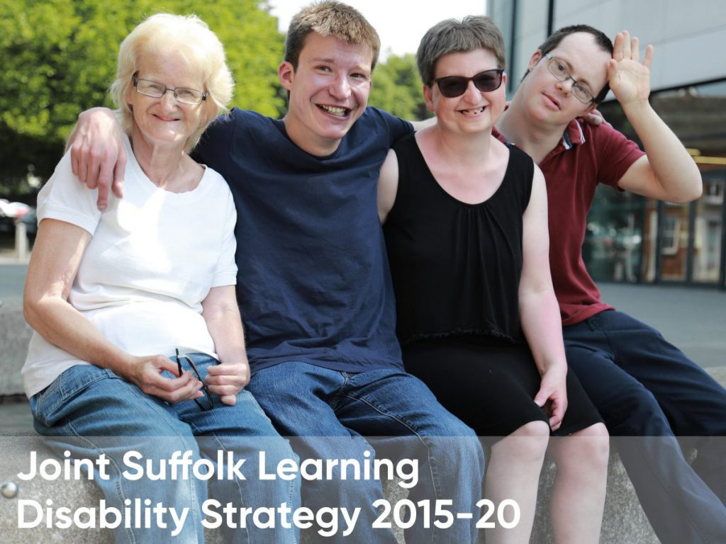 JULY 2015 - learning disability strategy image