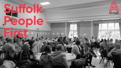 Meeting image, Suffolk People First