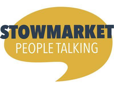 stowmarket people talking logo