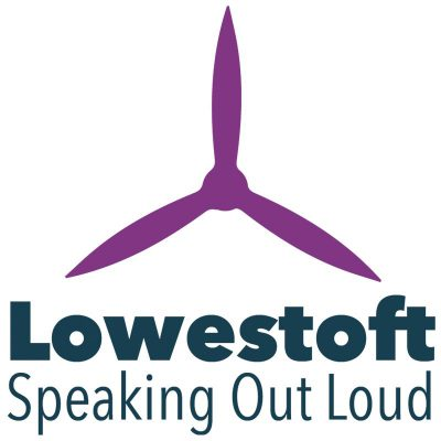 lowestoft speaking out loud logo