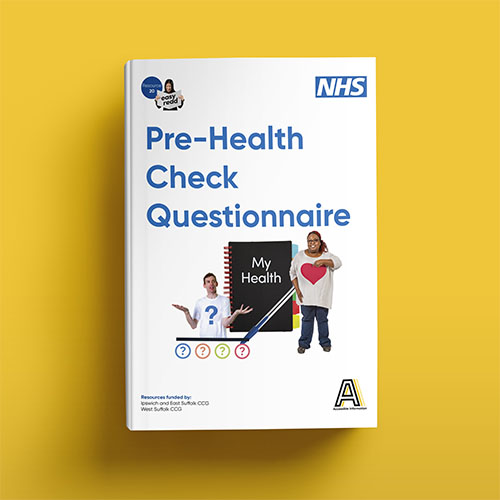 Example of work - PHC questionnaire
