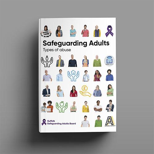 Example of work - SAB leaflet